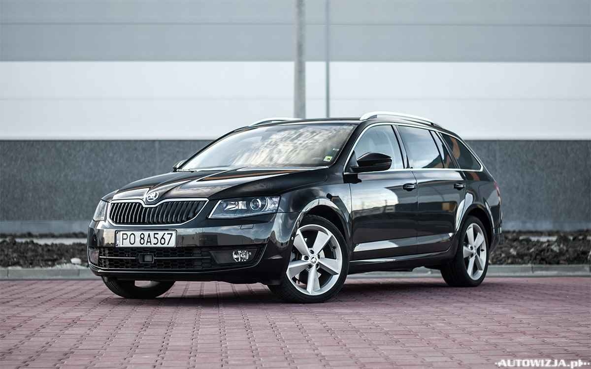 skoda octavia iii combi elegance 1 8 tsi 180 km dsg 4x4 auto test motoryzacja. Black Bedroom Furniture Sets. Home Design Ideas