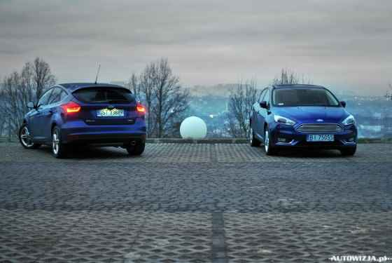 Nowy Ford Focus 2015