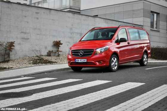 Mercedes-Benz Vito 114 CDI Mixto