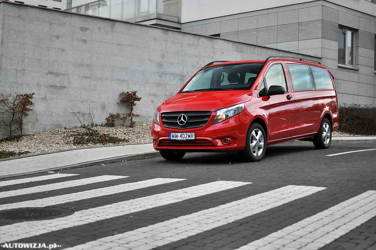 mercedes vito 114 cdi mixto auto test motoryzacja. Black Bedroom Furniture Sets. Home Design Ideas