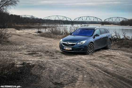 Opel Insignia Country Tourer 4x4