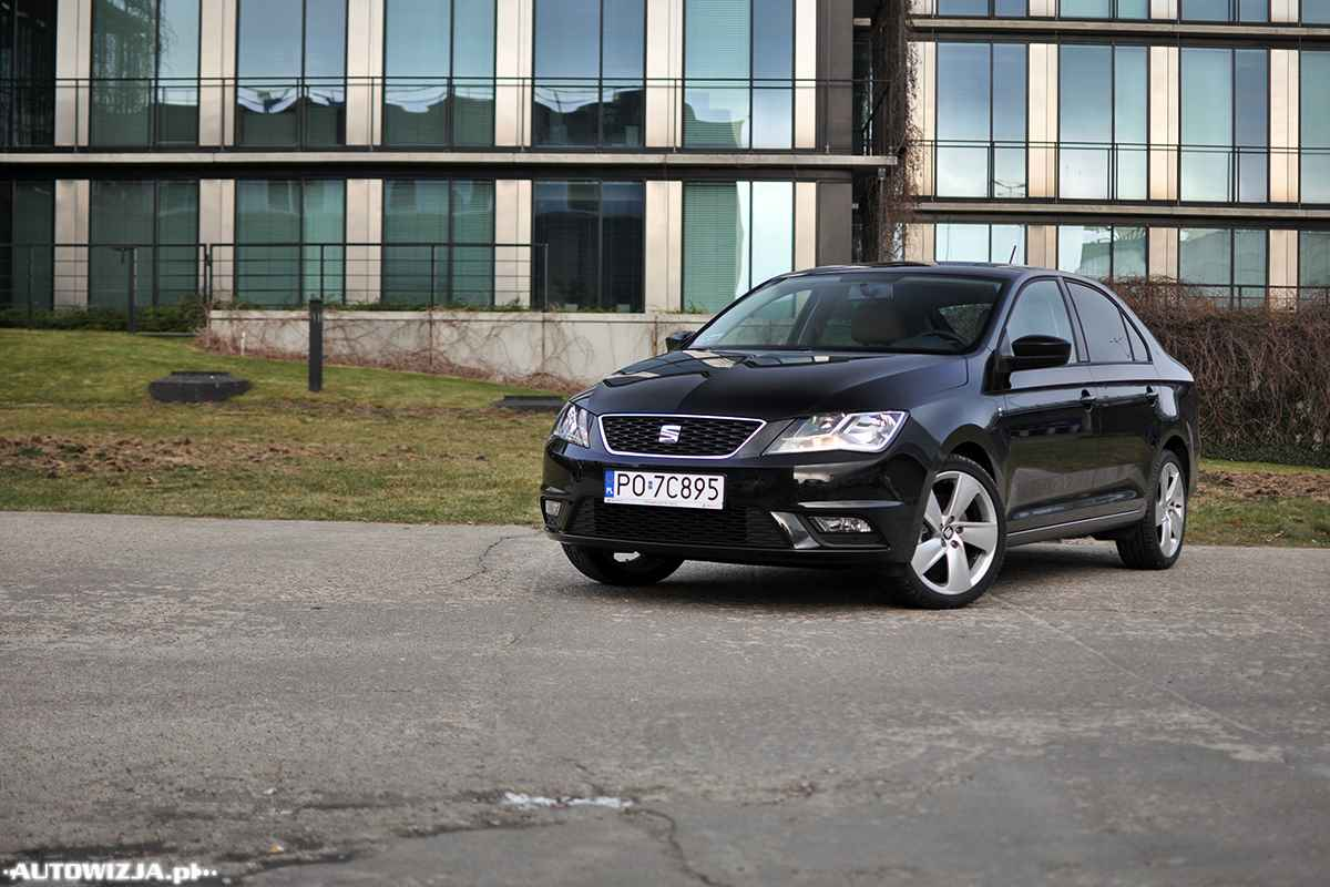 seat toledo 1 2 tsi 105 km style auto test motoryzacja. Black Bedroom Furniture Sets. Home Design Ideas
