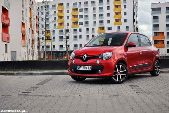 Renault Twingo Intens Energy TCe 90