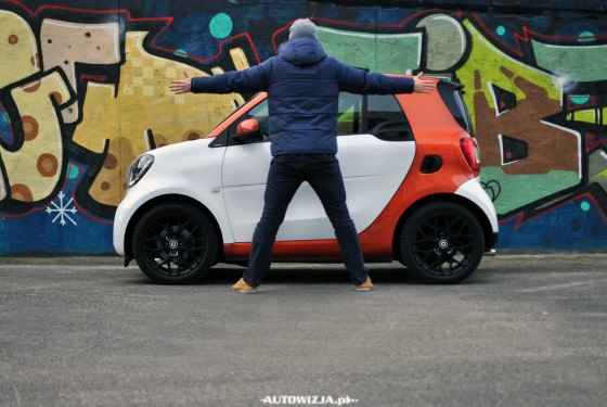 Smart ForTwo 1.0 edition#1
