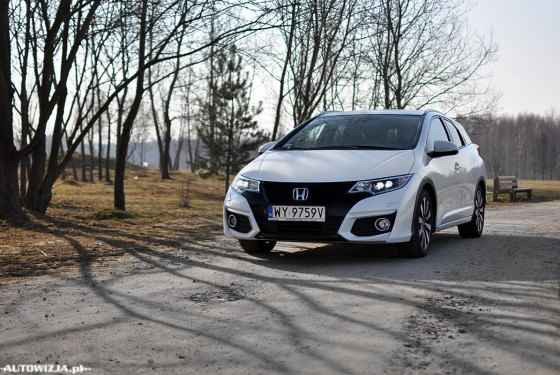 Honda Civic Tourer Lifestyle 1.8 i-VTEC 142 KM