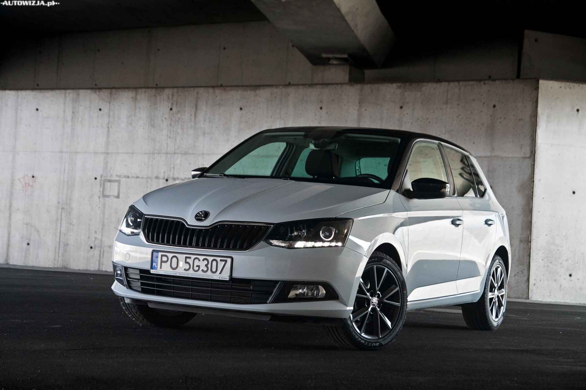 skoda fabia iii ambition 1 2 tsi 90 km auto test motoryzacja. Black Bedroom Furniture Sets. Home Design Ideas