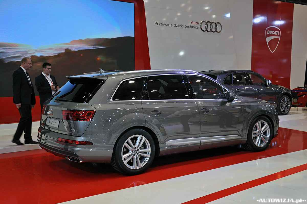 2018 Audi Q7 Pictures - New Car Release Date and Review 2018 | Amanda Felicia