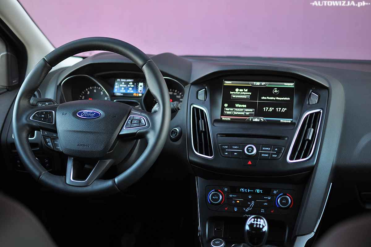ford focus 1 5 ecoboost 150 km titanium auto test. Black Bedroom Furniture Sets. Home Design Ideas