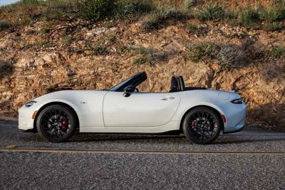 Mazda MX-5 Miata Club (2015)