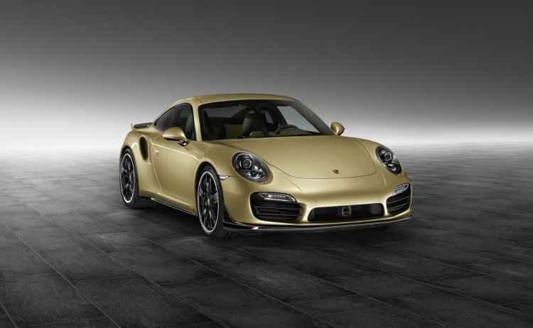 Pakiet aerodynamiczny dla Porsche 911 Turbo i Turbo S