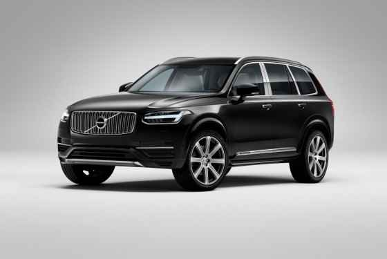 Volvo XC90 Excellence (2015)