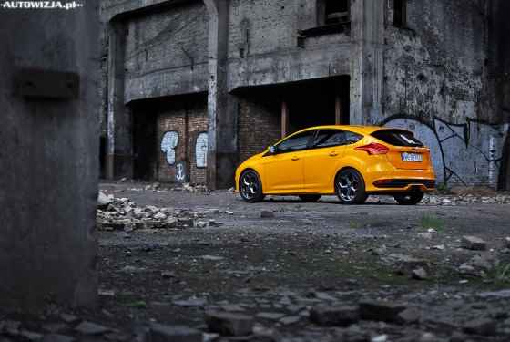 Ford Focus ST 2.0 EcoBoost 250 KM ST2