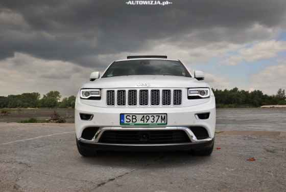 Jeep Grand Cherokee V6 3.0 CRD Overland Summit