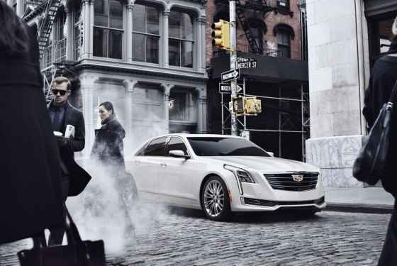 Cadillac CT6 (2015)