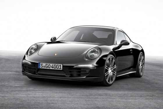 Porsche 911 Carrera Black Edition (2015)