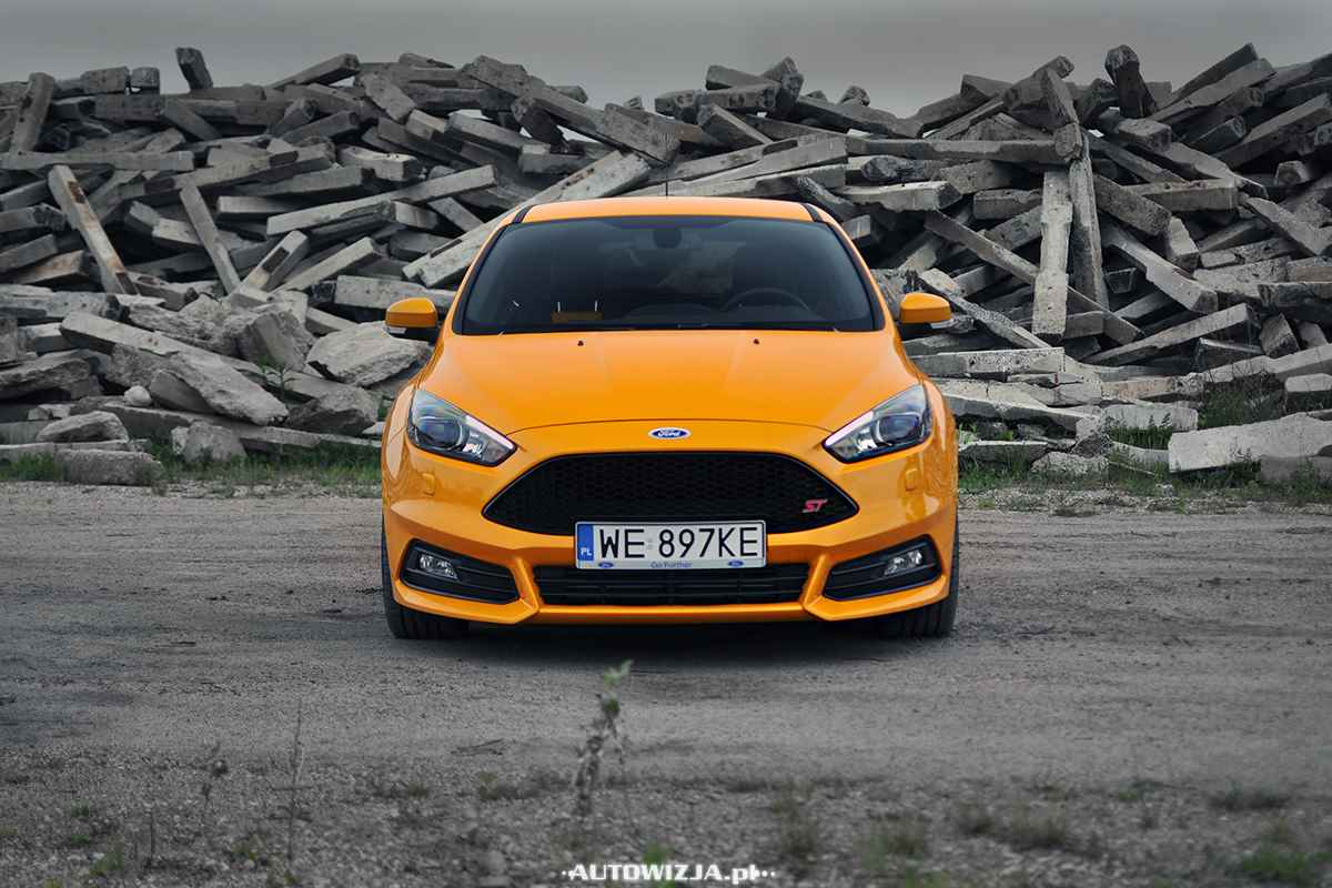 ford focus st 250 km pomiary motoryzacja. Black Bedroom Furniture Sets. Home Design Ideas