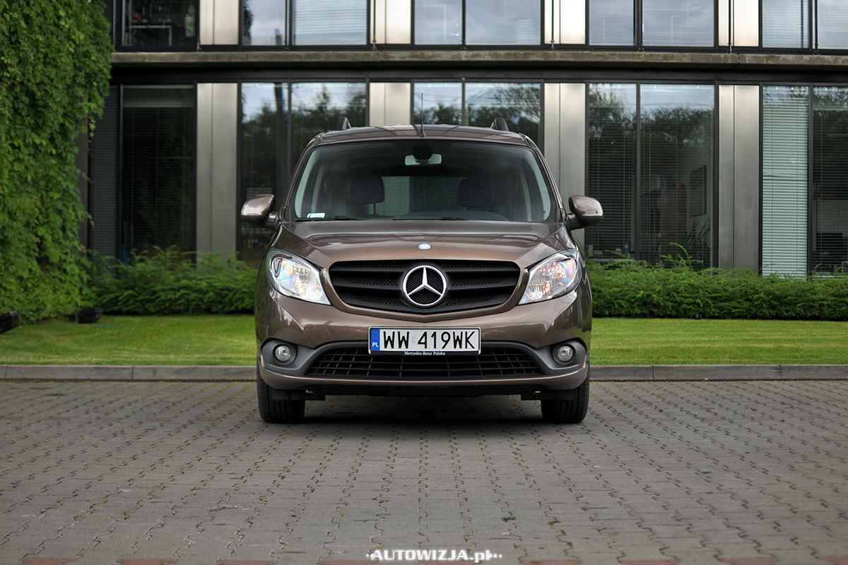 mercedes citan 111 cdi tourer auto test. Black Bedroom Furniture Sets. Home Design Ideas