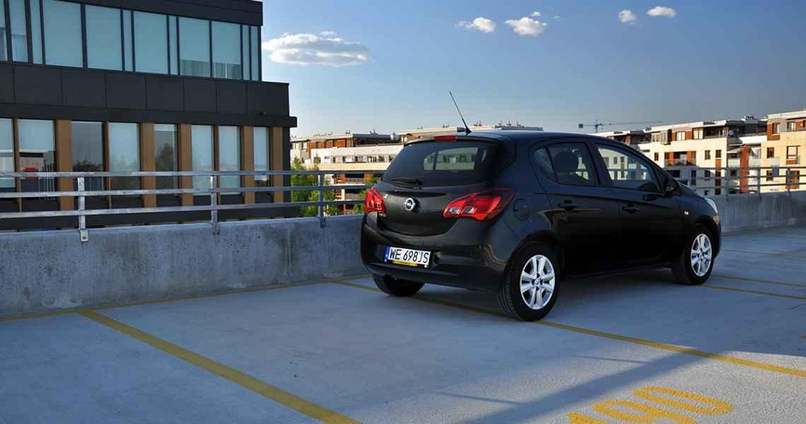 Opel Corsa 1.4 90 KM Enjoy