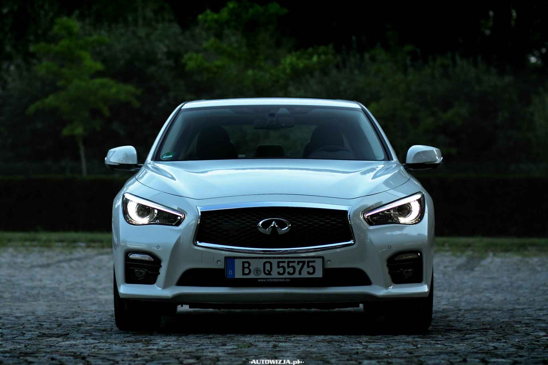 infiniti q50 sport 170 km at auto test motoryzacja. Black Bedroom Furniture Sets. Home Design Ideas