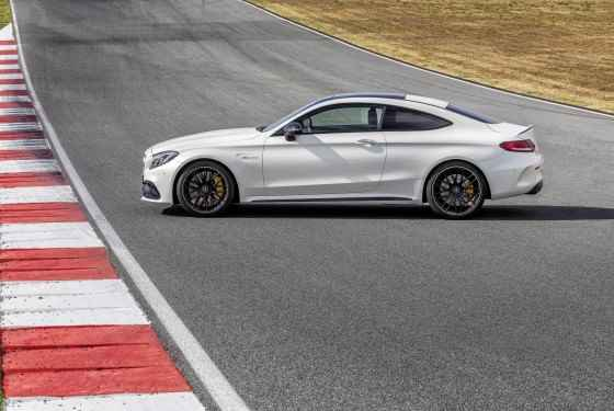 Mercedes-AMG C 63 Coupe (2016)