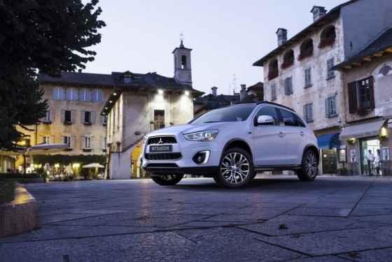 Odświeżony Mitsubishi ASX debiutuje w polskich salonach