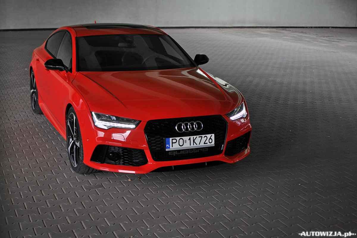 Audi Rs7 Sportback Auto Test Autowizja Pl Motoryzacja