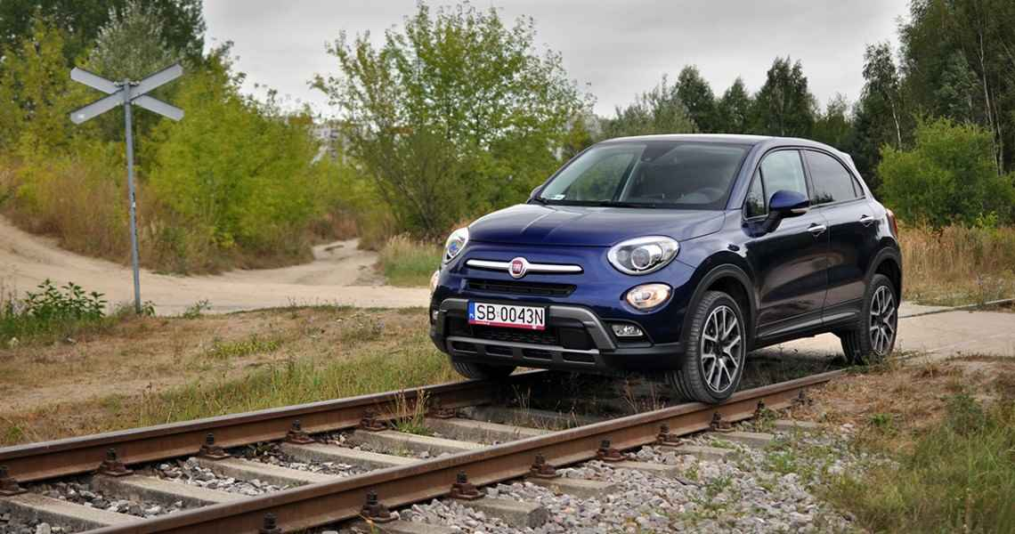 Fiat 500X 2.0 MultiJet AWD Cross Plus