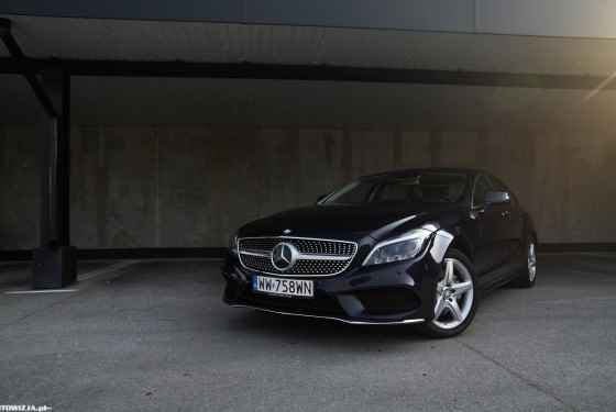 Mercedes CLS 350 BlueTEC 4MATIC