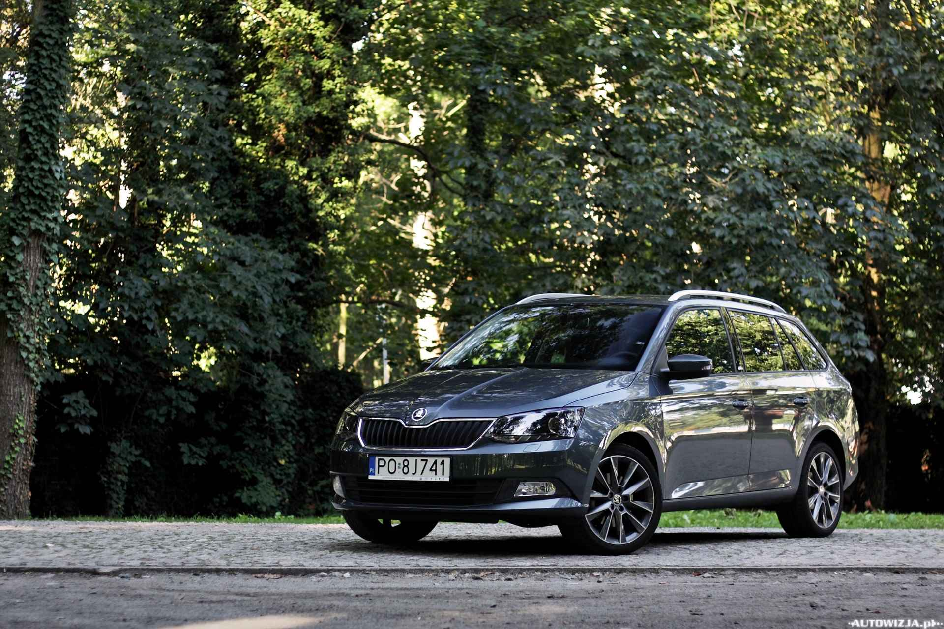 skoda fabia combi ambition 1 2 tsi 110 km dsg edition auto test motoryzacja. Black Bedroom Furniture Sets. Home Design Ideas