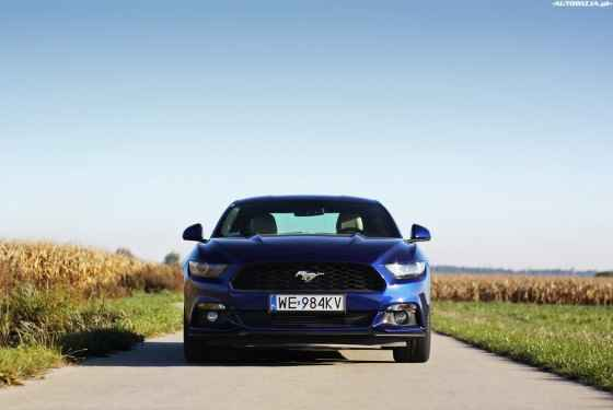 Ford Mustang Fastback 2.3 EcoBoost 317 KM