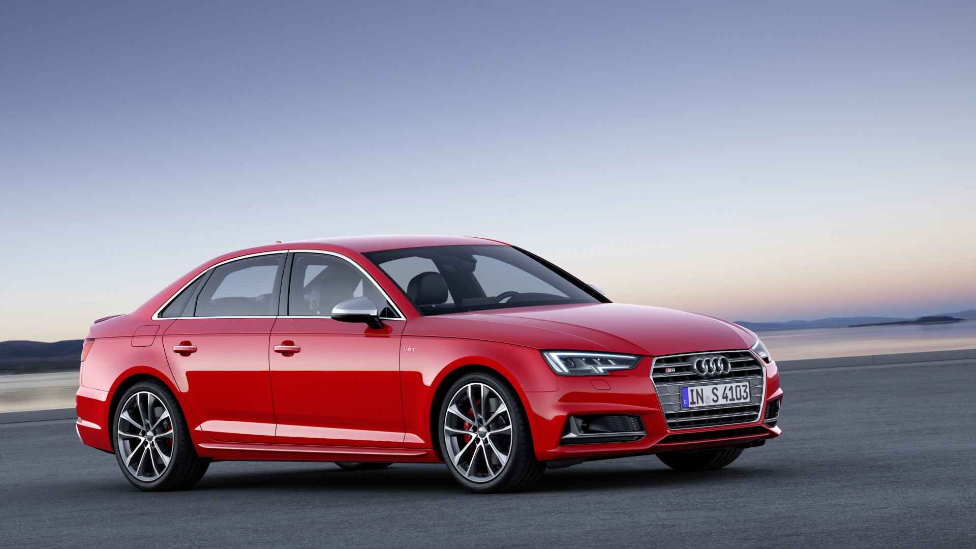 nowe audi s4 i s4 avant 2016 motoryzacja. Black Bedroom Furniture Sets. Home Design Ideas