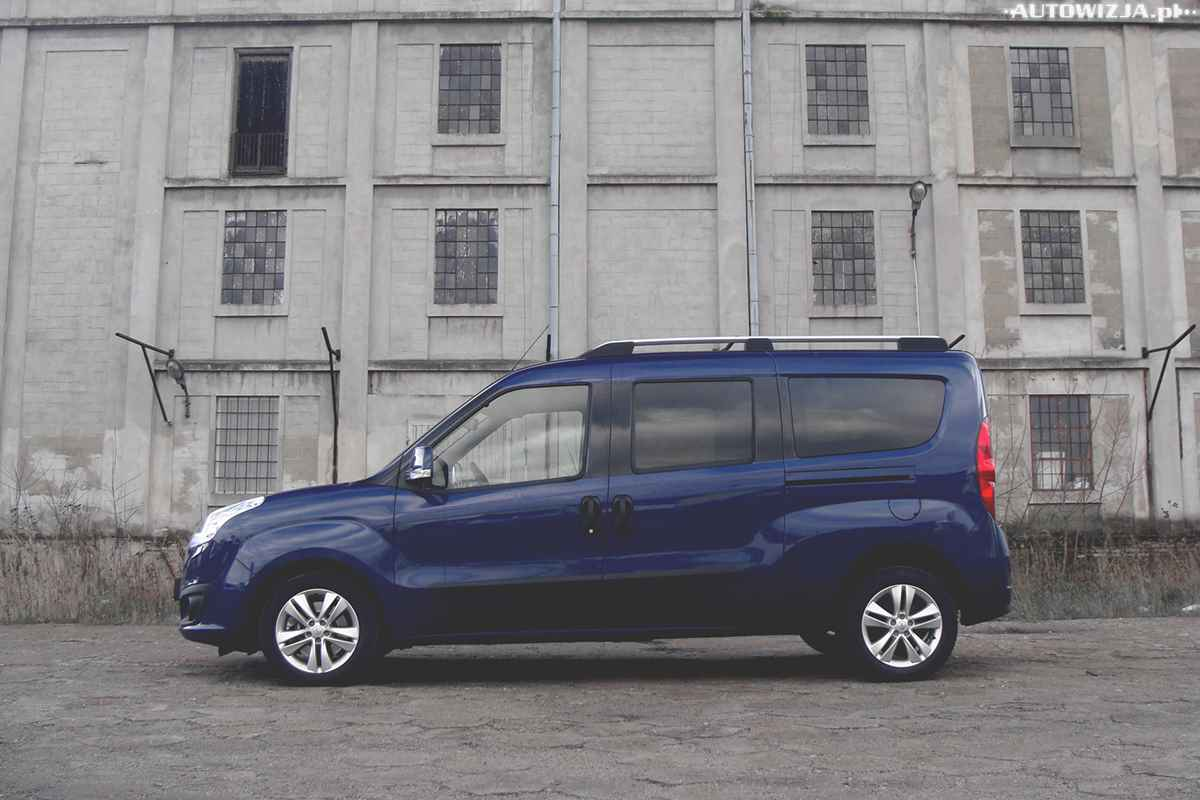 opel combo tour cosmo 1 6 cdti auto test motoryzacja. Black Bedroom Furniture Sets. Home Design Ideas
