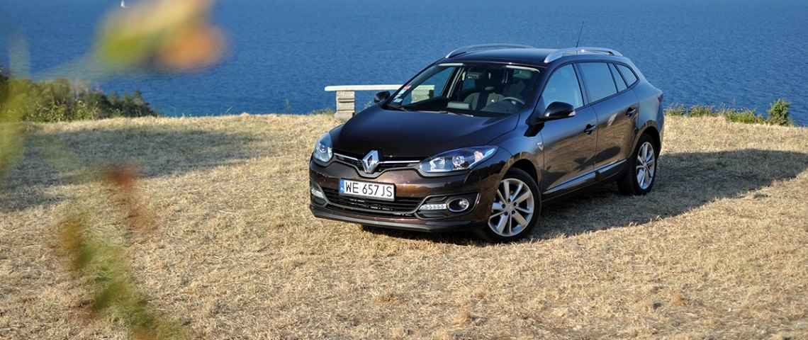 renault megane grandtour 1 6 dci 130 limited test d ugodystansowy 3 3 motoryzacja. Black Bedroom Furniture Sets. Home Design Ideas