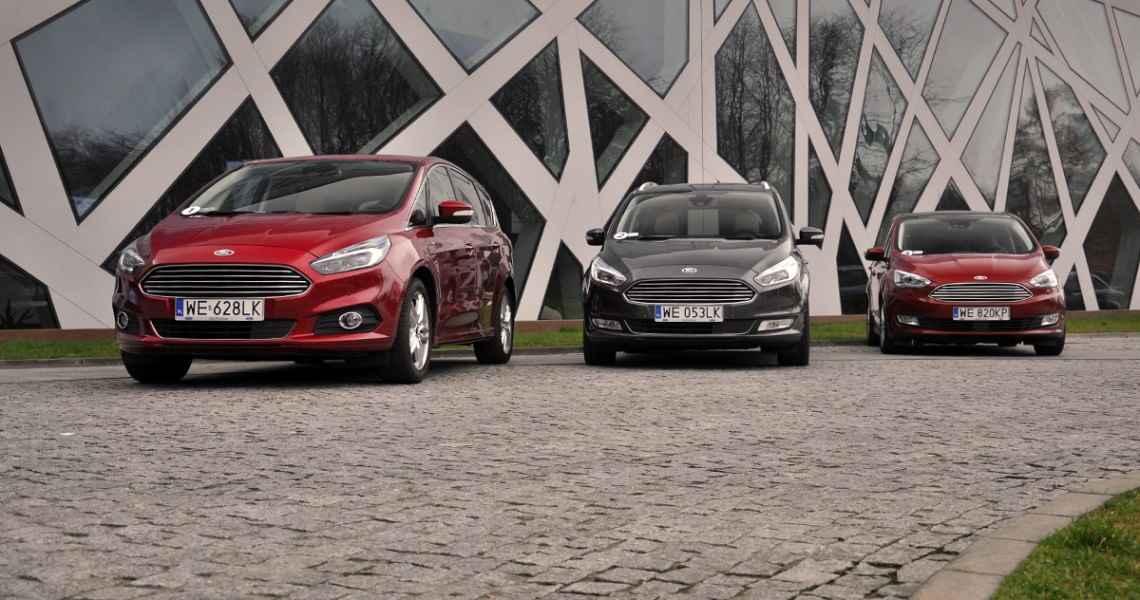 Odświeżona rodzina Forda