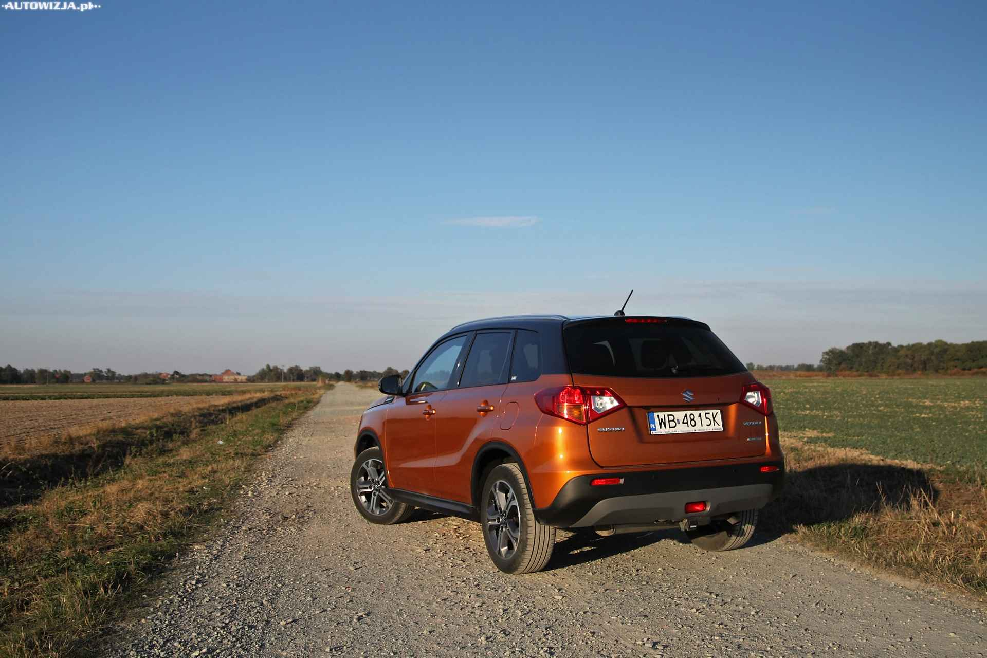 suzuki vitara 1 6 vvt 4wd 5 m t xled auto test motoryzacja. Black Bedroom Furniture Sets. Home Design Ideas