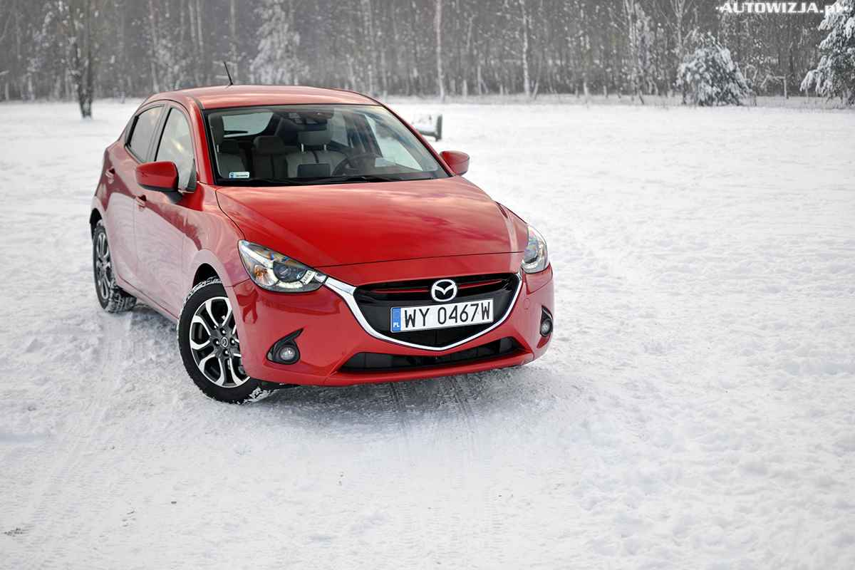 mazda 2 1 5 skyactiv g 115 km auto test. Black Bedroom Furniture Sets. Home Design Ideas