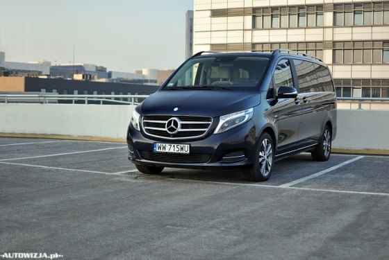 Mercedes-Benz klasa V 250 Bluetec