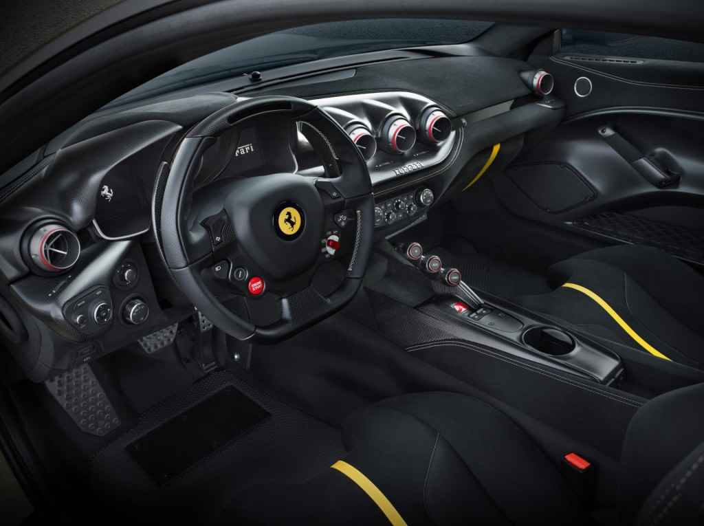 Ferrari F12tdf (2016)
