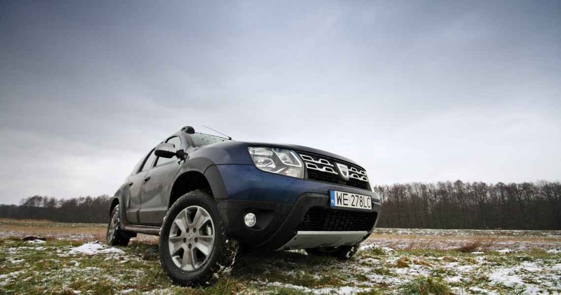 Dacia Duster Laureate Tce 125 4WD