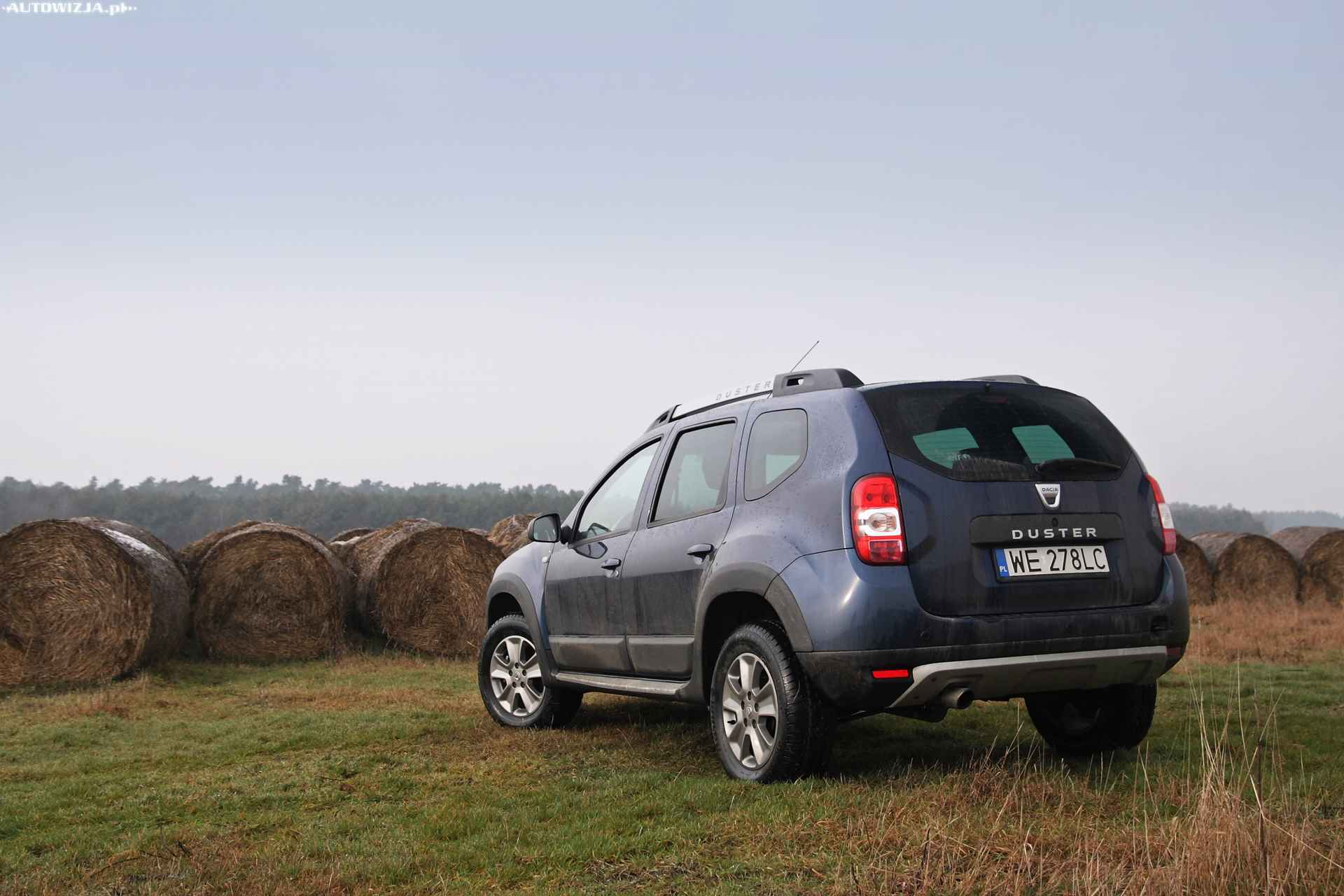 dacia duster laureate tce 125 4wd auto test motoryzacja. Black Bedroom Furniture Sets. Home Design Ideas