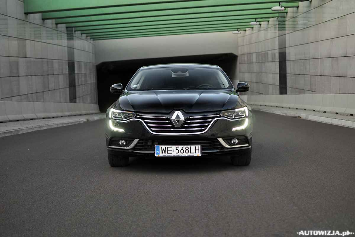 renault talisman 1 6 dci 160 km intens auto test motoryzacja. Black Bedroom Furniture Sets. Home Design Ideas