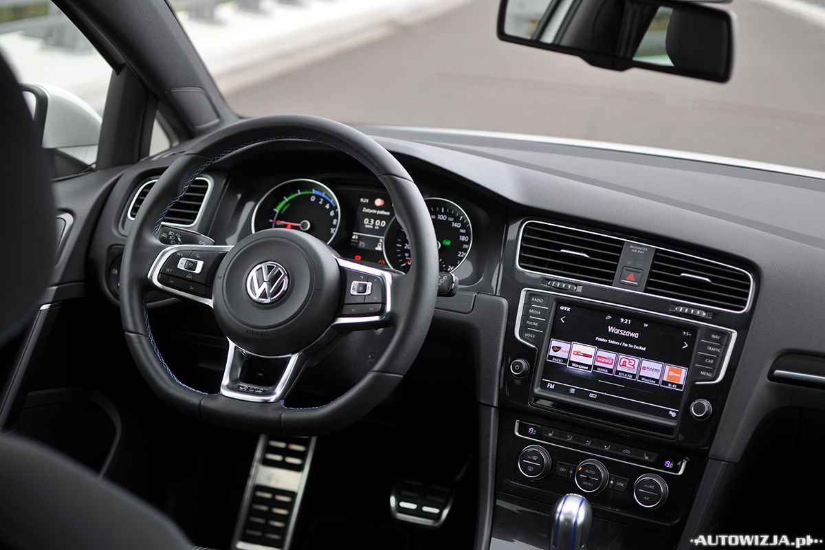 volkswagen golf gte auto test motoryzacja. Black Bedroom Furniture Sets. Home Design Ideas