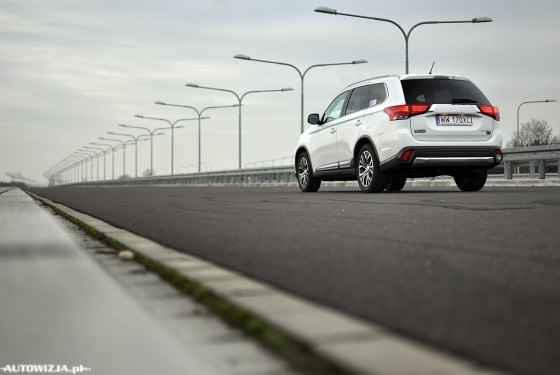 Mitsubishi Outlander 2,0 MiVEC 4WD