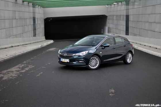 Nowy Opel Astra Elite 1.0T 105 KM