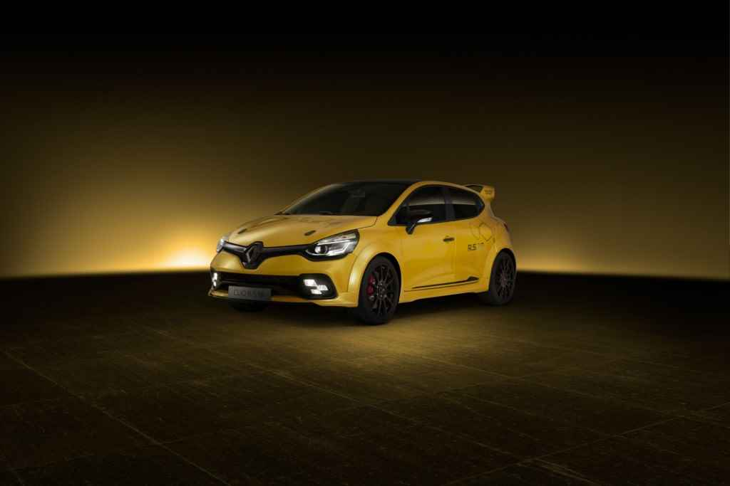 Renault Clio R.S. 16