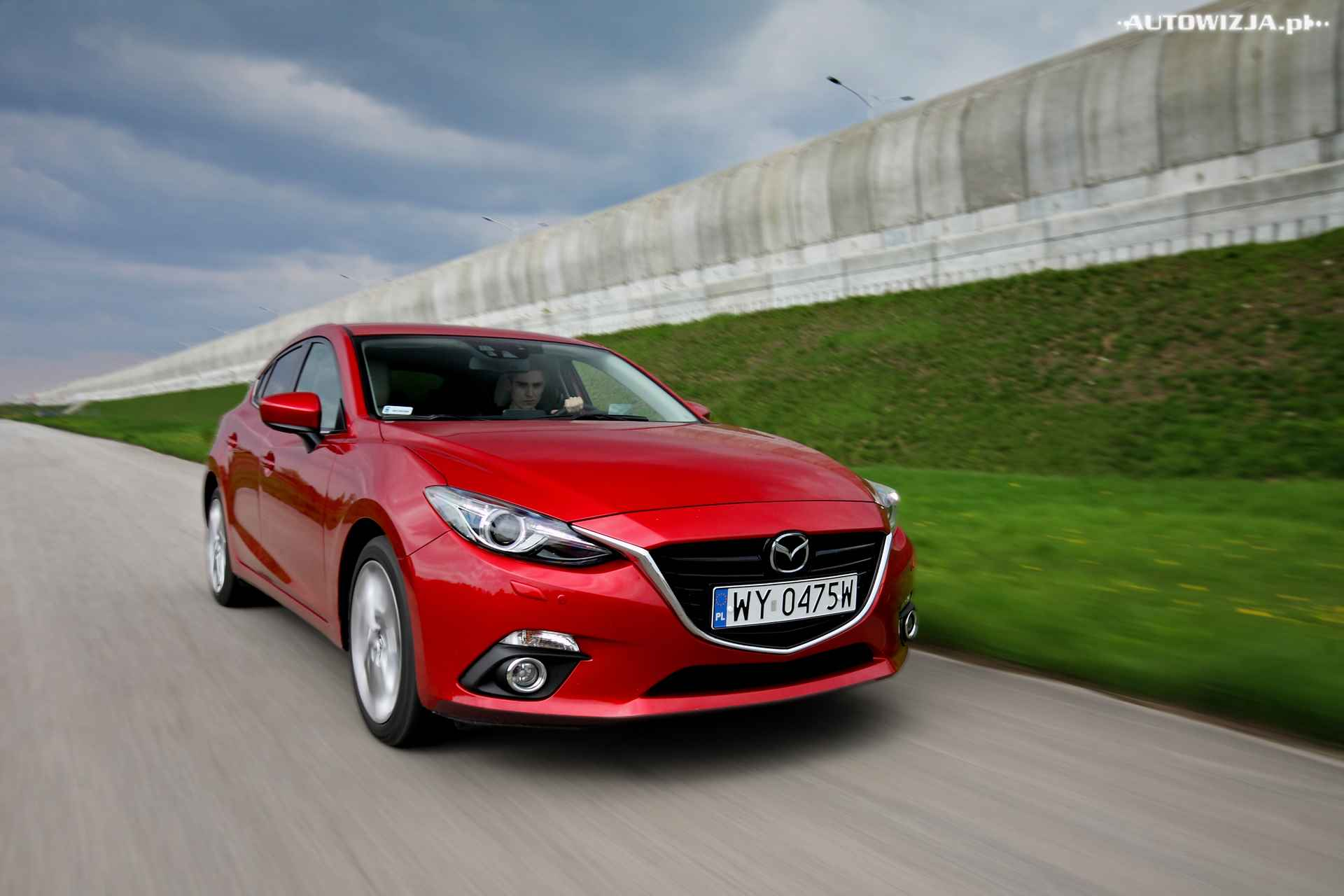 mazda 3 skyactiv g 2 0 165km test motoryzacja. Black Bedroom Furniture Sets. Home Design Ideas