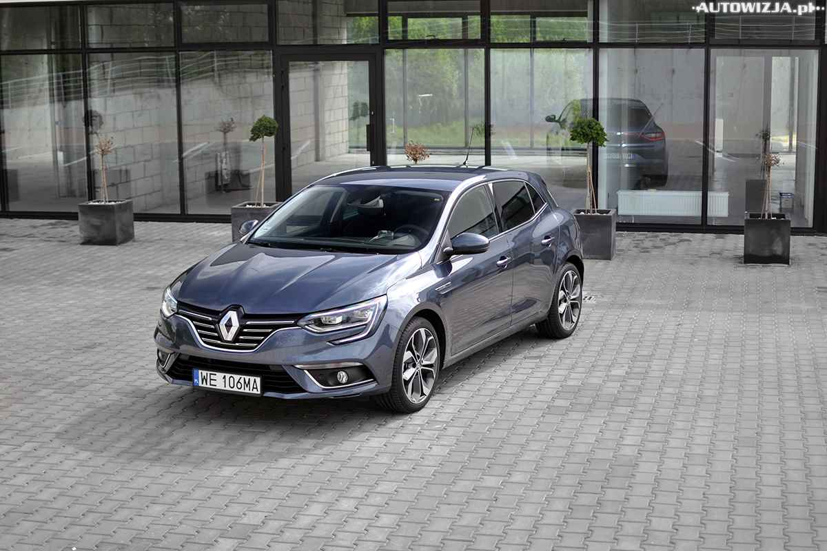 nowe renault megane tce 130 bose test motoryzacja. Black Bedroom Furniture Sets. Home Design Ideas