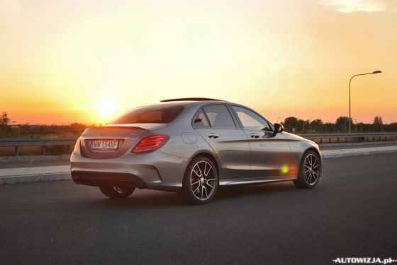 Mercedes C 450 AMG 4MATIC
