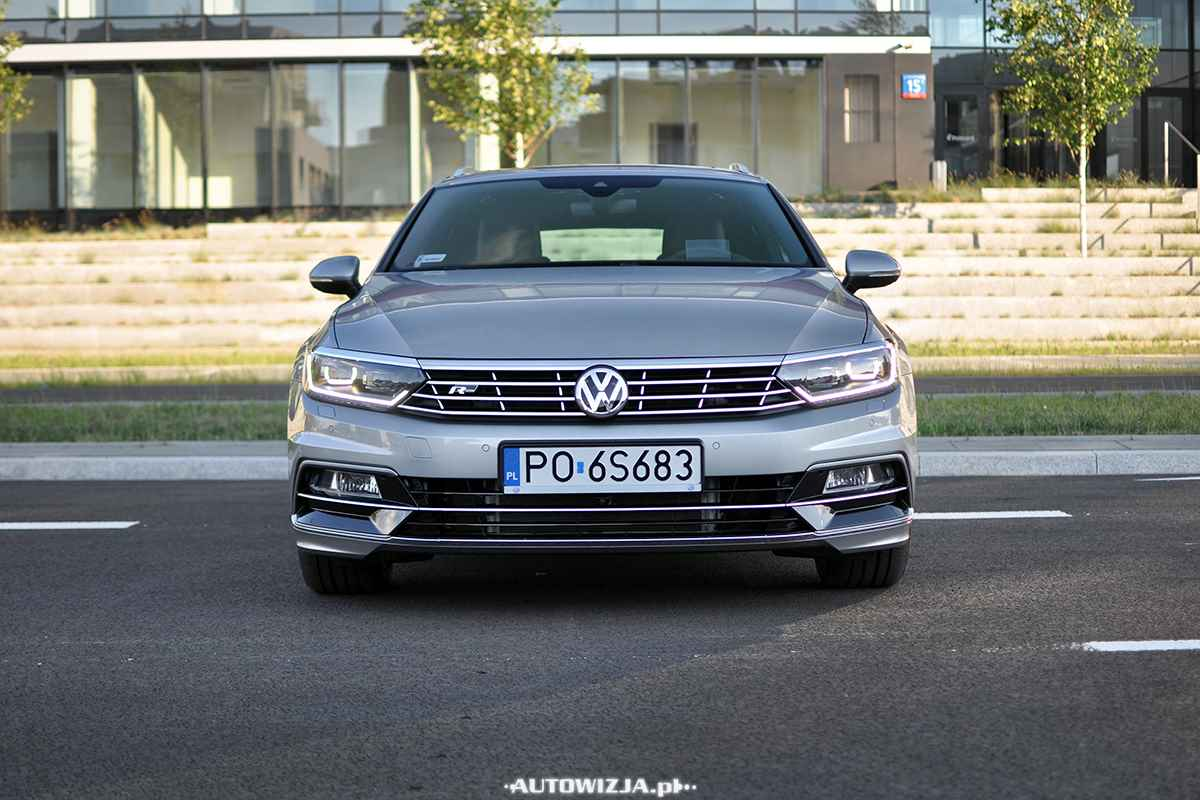 volkswagen passat variant 2 0 tdi 240 km pomiary. Black Bedroom Furniture Sets. Home Design Ideas