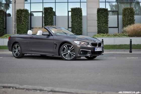BMW 430i xDrive Cabrio